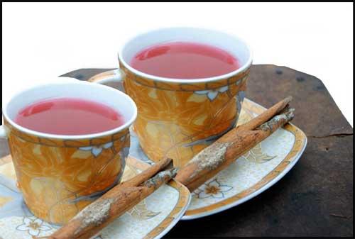 minuman tradisional wedang secang
